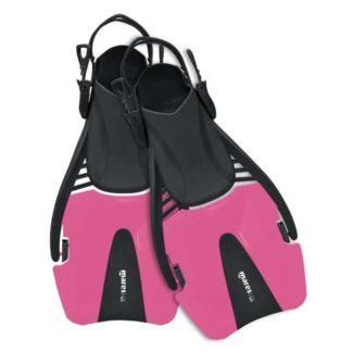 Open-Heel Snorkel Fins